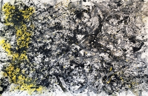 Secuencia I, 2018. 2018. Acrílico sobre lienzo. 120 x 190 cm.